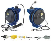 EZ-COIL® SAFETY SERIES ELECTRIC CORD REELS